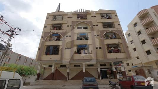 3rd Floor Flat For Sale In Olympic Pride Phase 1  Gadap Town Surjani Town Karachi