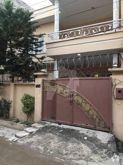 رینج روڈ راولپنڈی میں 4 کمروں کا 7 مرلہ مکان 1.25 کروڑ میں برائے فروخت۔