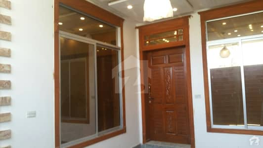 Well Furnished House Available For Sale At Jinnah Town Pvt Land
