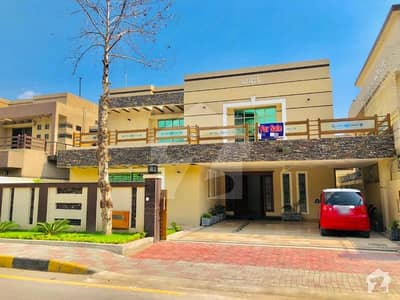 1 Kanal Solid Constructed Double Unit House For Sale