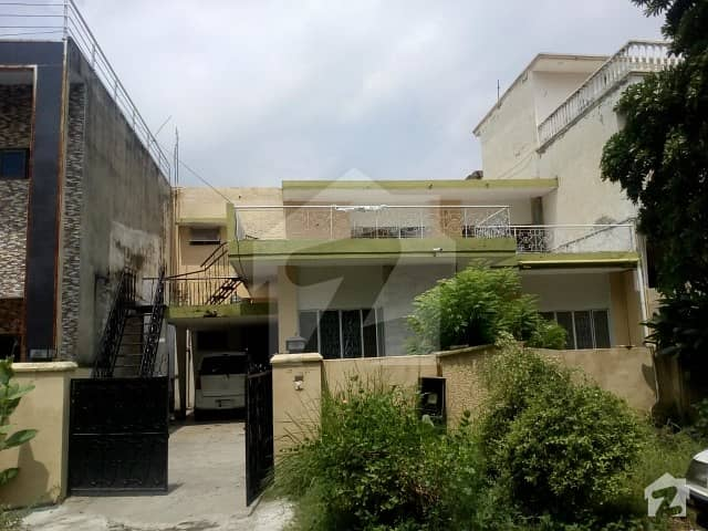12 Marla Double Storey Demolish Able House For Sale In G91