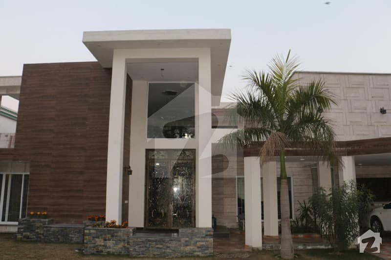 Brand New Renovated 1 Kanal Ideal Bungalow Fully Furnished With Ac Near H Market Available For Rent In Dha Phase 1