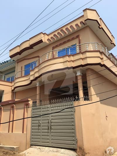 ظفروال روڈ نارووال میں 5 کمروں کا 6 مرلہ مکان 75 لاکھ میں برائے فروخت۔