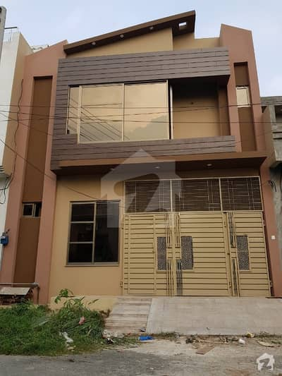 5.25 Marla Double Story House For Sale