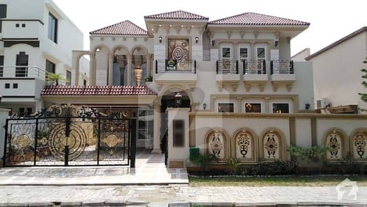 Overseas A 1 Kanal Beautiful House For Sale In Bahria Town Lahore
