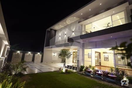 24 Marla Brand New Luxury House Available For Sale In Canal Park Canal Road Faisalabad