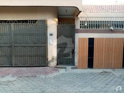 Single Storey Beautiful House For Sale At Khan Colony Okara