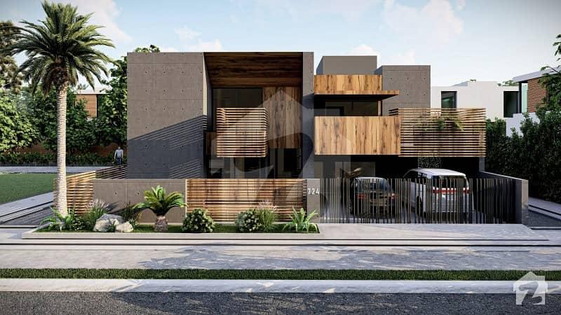 Beautiful Designer 1-Kanal Home In Block A Bahria Town Phase 8 Rawalpindi