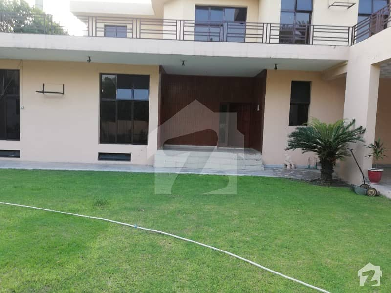 2 Kanal Slightly Used House For Sale In Model Town