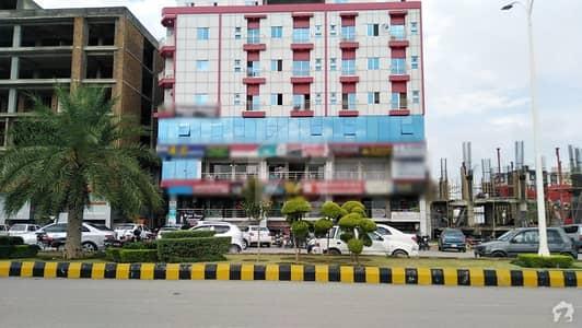 گلبرگ گرینز گلبرگ اسلام آباد میں 2 کمروں کا 3 مرلہ فلیٹ 58 لاکھ میں برائے فروخت۔