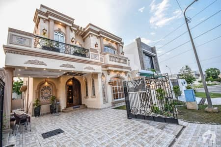 12 Marla Brand New Spanish House Our Class Viewluxury Solid Constructed House In Most Prime Location Near Mosque Park And Commercial Area
