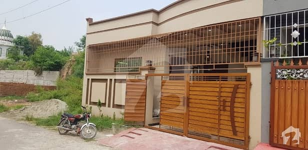 5 Marla Brand New Single Storey House