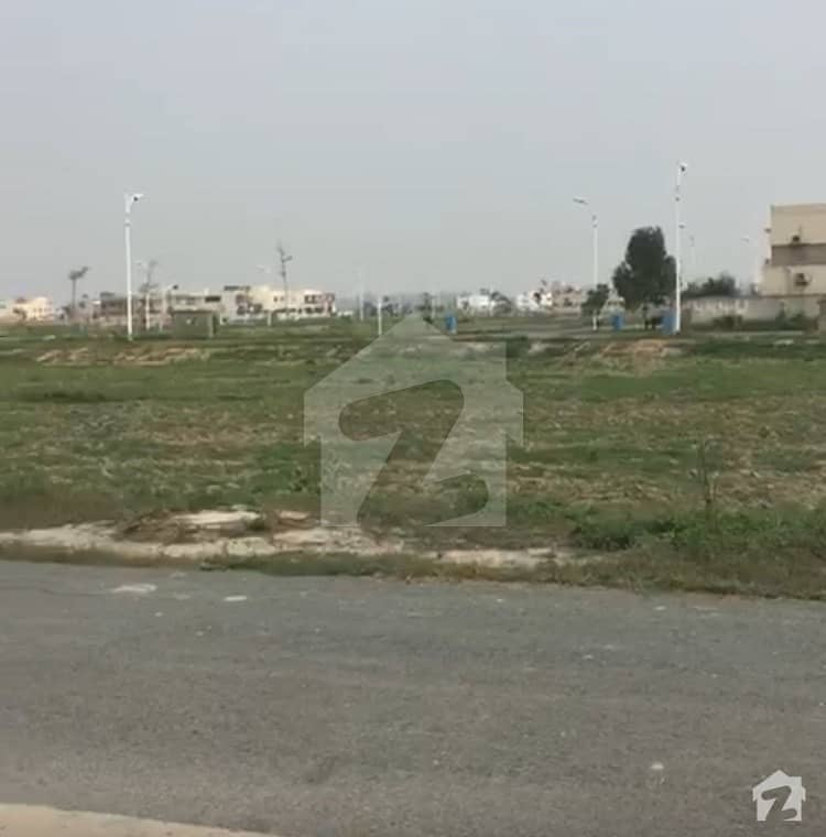 2 Kanal Residential Plot For Sale At 150 Road In Phase 6 Block F Dha Lahore