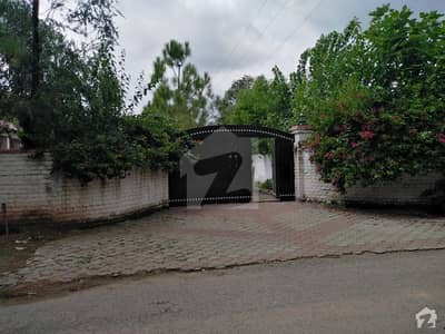 Farmhouse For Sale In P  V Scheme 2 Chak Shahzad On Park Road Islamabad