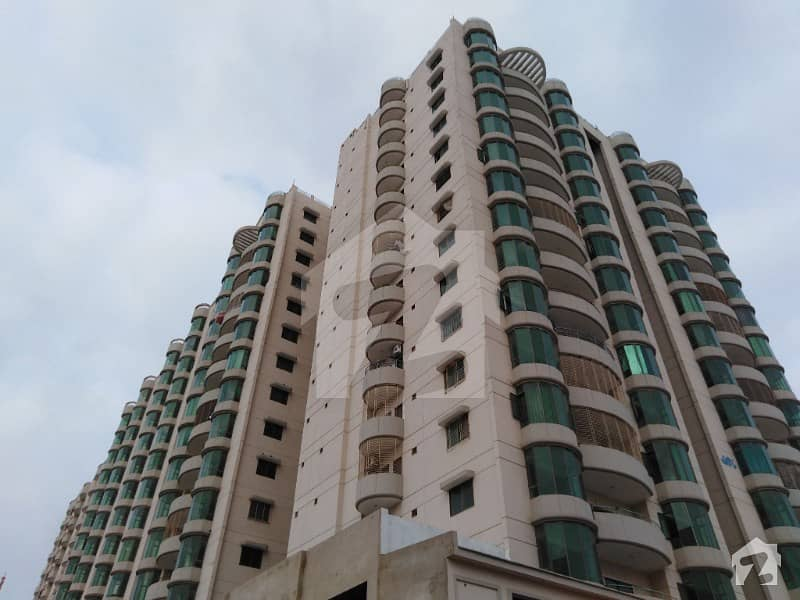 13th Floor Brand New Luxury Apartment For Sale In Tulip Towers Sector 35 - A Gulzar E Hijri Karachi