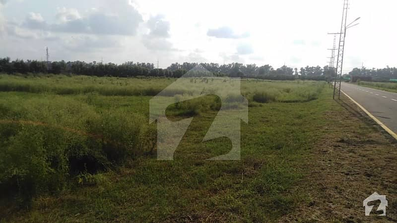 4 Kanal Farm House Land For Sale In Serena Farms Barki Road Lahore