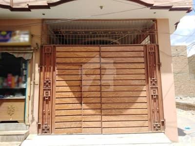 12 Marla Single Storey House + 2 Shops  Non Covered Area 4 Marla