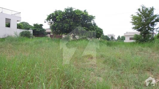 Well-located 1-Kanal Residential Plot For Sale In Sector E DHA Phase 2 Islamabad