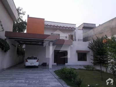 1 Kanal Double Storey House For Sale At Defence Road Sialkot Pakistan