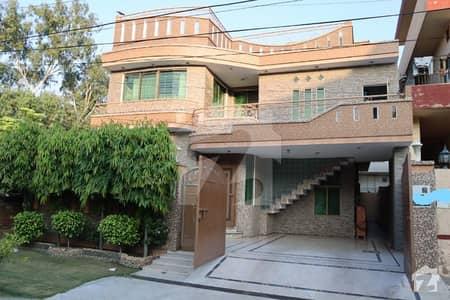 Golden Location 10 Marla Villa For Sale In Wapda Town