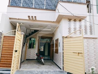 ورسک روڈ پشاور میں 6 کمروں کا 5 مرلہ مکان 1 کروڑ میں برائے فروخت۔
