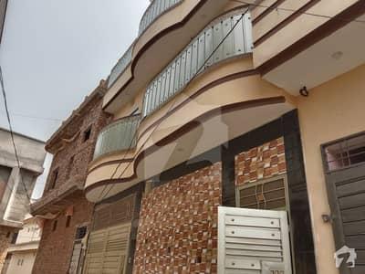 درمنگی ورسک روڈ پشاور میں 5 کمروں کا 3 مرلہ مکان 77 لاکھ میں برائے فروخت۔