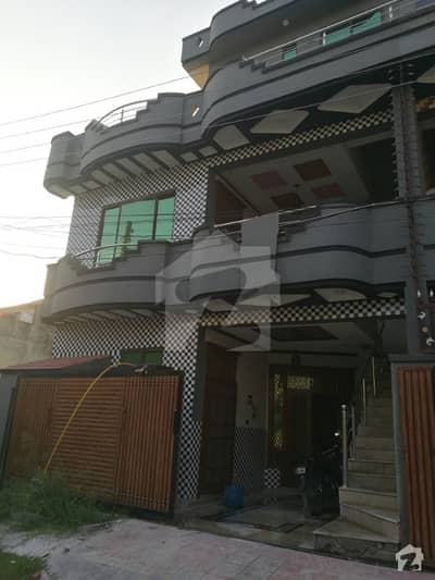 5 Marla Double Storey Corner  House For Sale