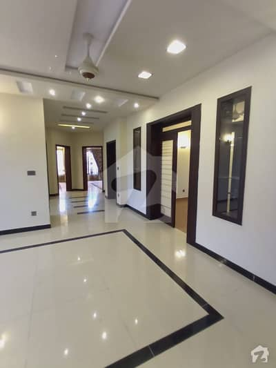 1 Kanal Beautiful Brand New Double Unit House For Rent Is Available