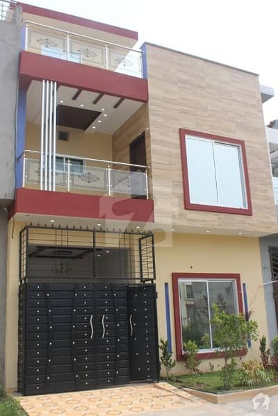 Brand New Luxury Ideal 3 Marla House For Sale