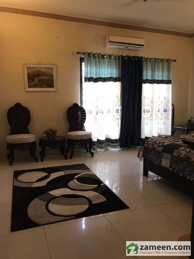 F 11  Fully Furnished Apartment For Rent