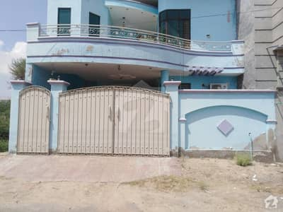 7.15 Marla Double Storey House For Sale