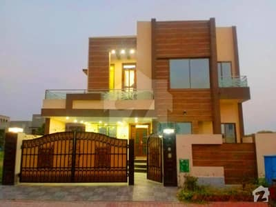 Brand New 10 Marla House With Basement For Rent In Sector C No Commission On Rental Services
