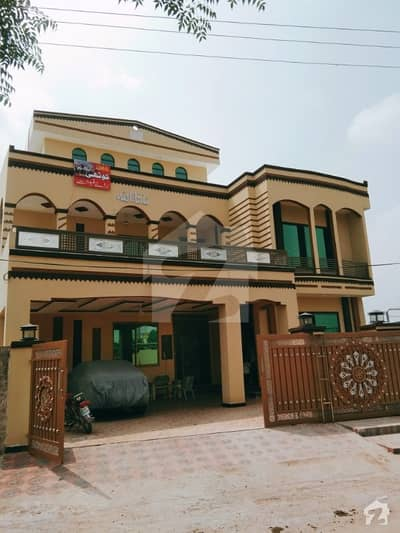 A Newly Construct 1 Kanal Double Storey House For Sale In Airport Housing Society  Rawalpindi