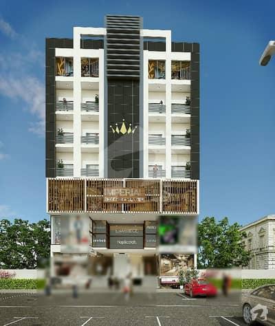 بحریہ ٹاؤن ۔ سوِک سینٹر بحریہ ٹاؤن فیز 4 بحریہ ٹاؤن راولپنڈی راولپنڈی میں 1 کمرے کا 3 مرلہ فلیٹ 44.7 لاکھ میں برائے فروخت۔