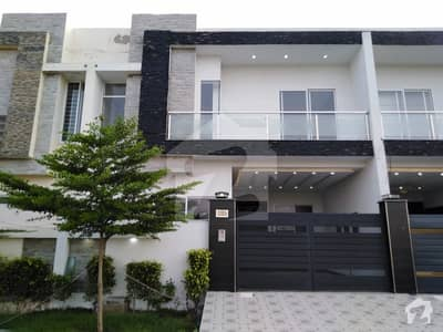 5 Marla House Is Available For Sale In Eden Orchard Faisalabad