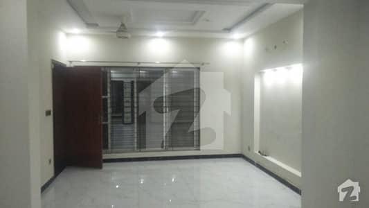 5 Marla Brand New Double Unit Bungalow For Rent In Bahria Town Near McDonald's Market Park Mosque