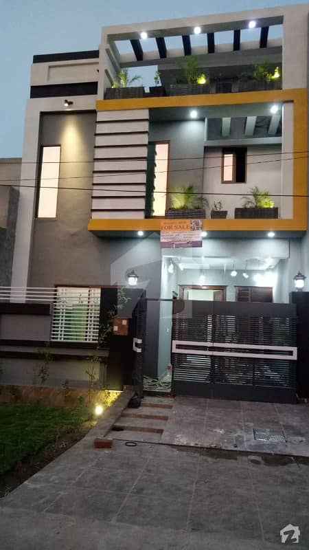 5 Marla Brand New House For Sale Formanites Housing Society Near Dha Phase 5