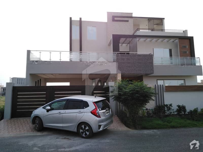 Dream Garden 4500  Square Feet House Up For Sale