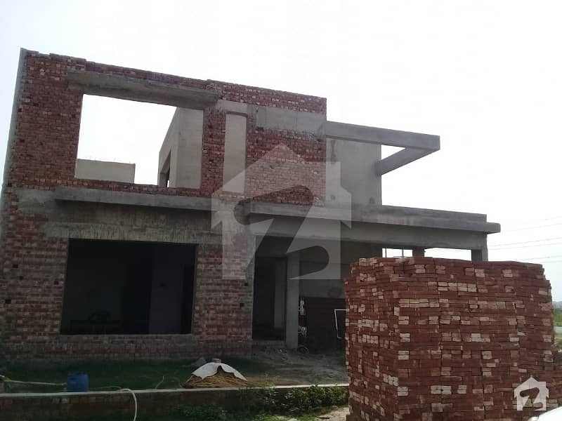 1 Kanal Gray Structure House For Sale In Y Block Phase 7 Dha Hot Location