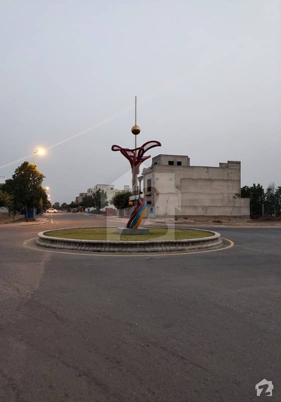 10 Marla Corner Plot 58442 For Sale In Overseas B Extension Block  Bahria Town Lahore