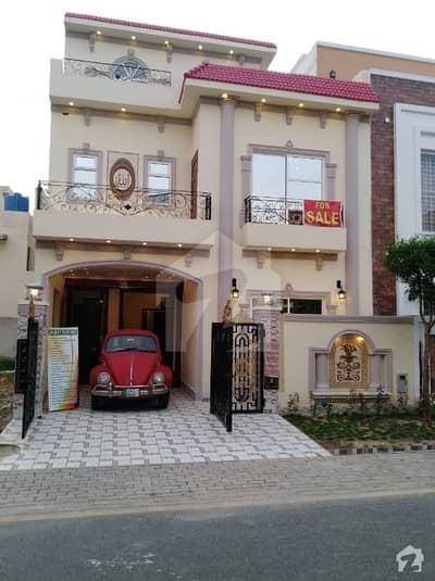 ڈریم گارڈنز ڈیفینس روڈ لاہور میں 4 کمروں کا 5 مرلہ مکان 1.35 کروڑ میں برائے فروخت۔