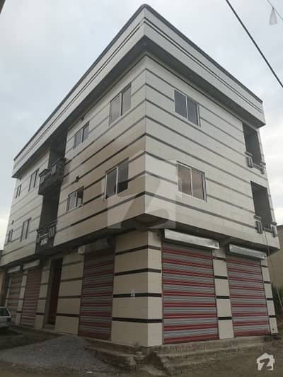 کیپٹل ہومز ایچ ۔ 13 اسلام آباد میں 6 مرلہ عمارت 2.5 کروڑ میں برائے فروخت۔