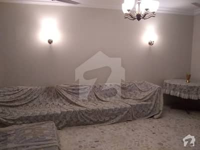 Flat Available For Rent 3 Bedroom  Drawing  Dining  Servant Room In Clifton Block 7
