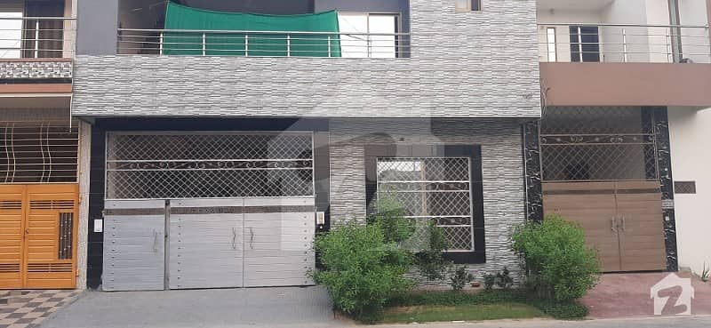 5 Marla House Is Available For Sale In Model  City1 Canal Road Fsd