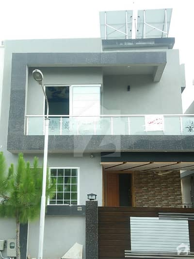 10 Marla Brand New House For Sale Bahria Town Phase 7