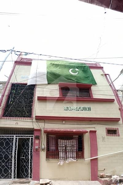 کورنگی کریک کنٹونمنٹ کورنگی کراچی میں 10 کمروں کا 5 مرلہ مکان 90 لاکھ میں برائے فروخت۔