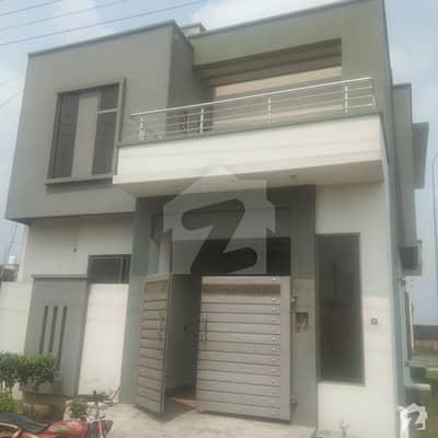 ماڈل سٹی ون کینال روڈ فیصل آباد میں 3 کمروں کا 3 مرلہ مکان 55 لاکھ میں برائے فروخت۔