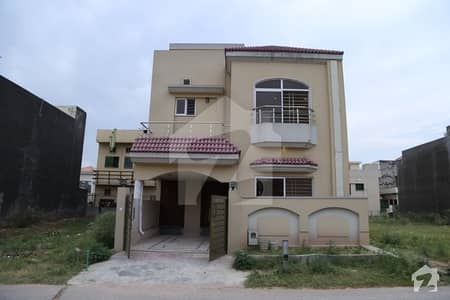 5 Marla Beautiful House For Sale Ali Block Bharia Town Phase 8 Rawalpindi