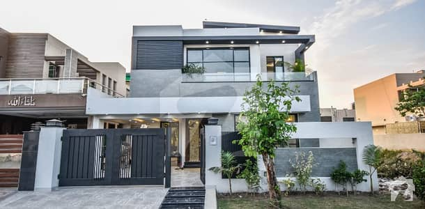 12 Marla Beautiful Superbly Designed Luxury Class Royal House For Sale In DHA