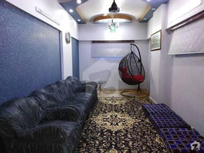 گارڈن ویسٹ کراچی میں 3 کمروں کا 7 مرلہ فلیٹ 72 لاکھ میں برائے فروخت۔